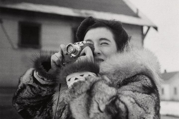 Ruth Gruber, Photojournalist