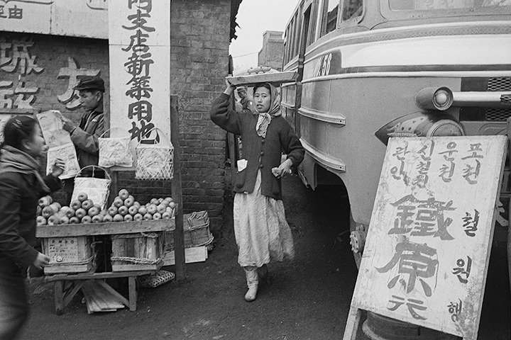 Han Youngsoo: Photographs of Seoul 1956–63