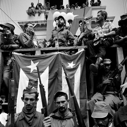 ¡Cuba, Cuba! 65 Years of Photography