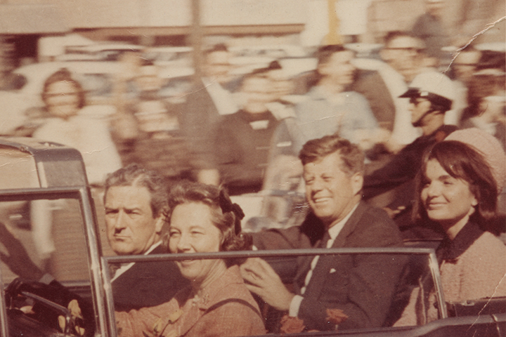 JFK November 22, 1963: A Bystander's View of History