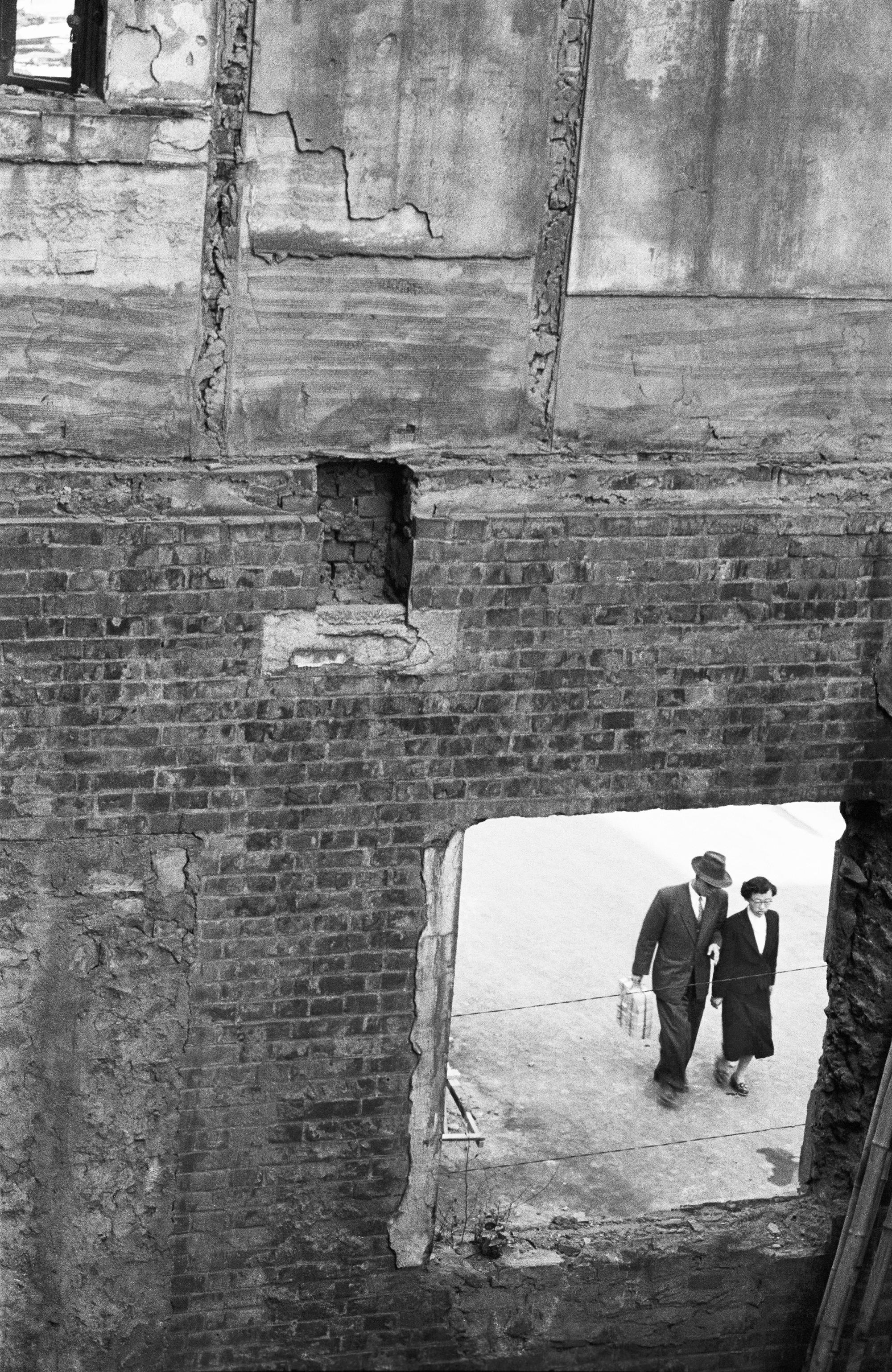 Han Youngsoo photograph, Seoul, Korea 1956-63