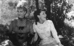 A Day in the Country/Partie de campagne (video still), 1946.