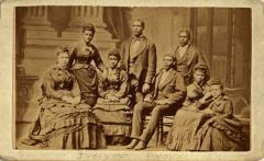 Jubilee Singers ca. 1876