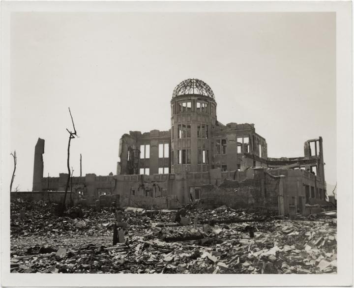 Hiroshima: Ground Zero 1945  International Center of Photography