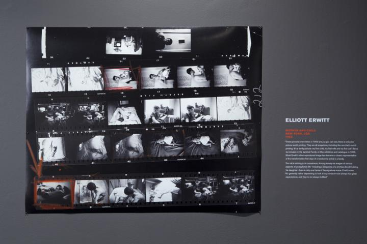magnum contact sheets international center of photography