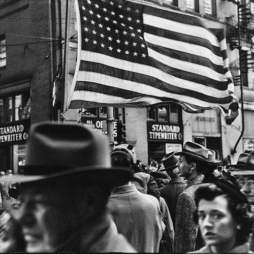 Elliott Erwitt: Pittsburgh 1950