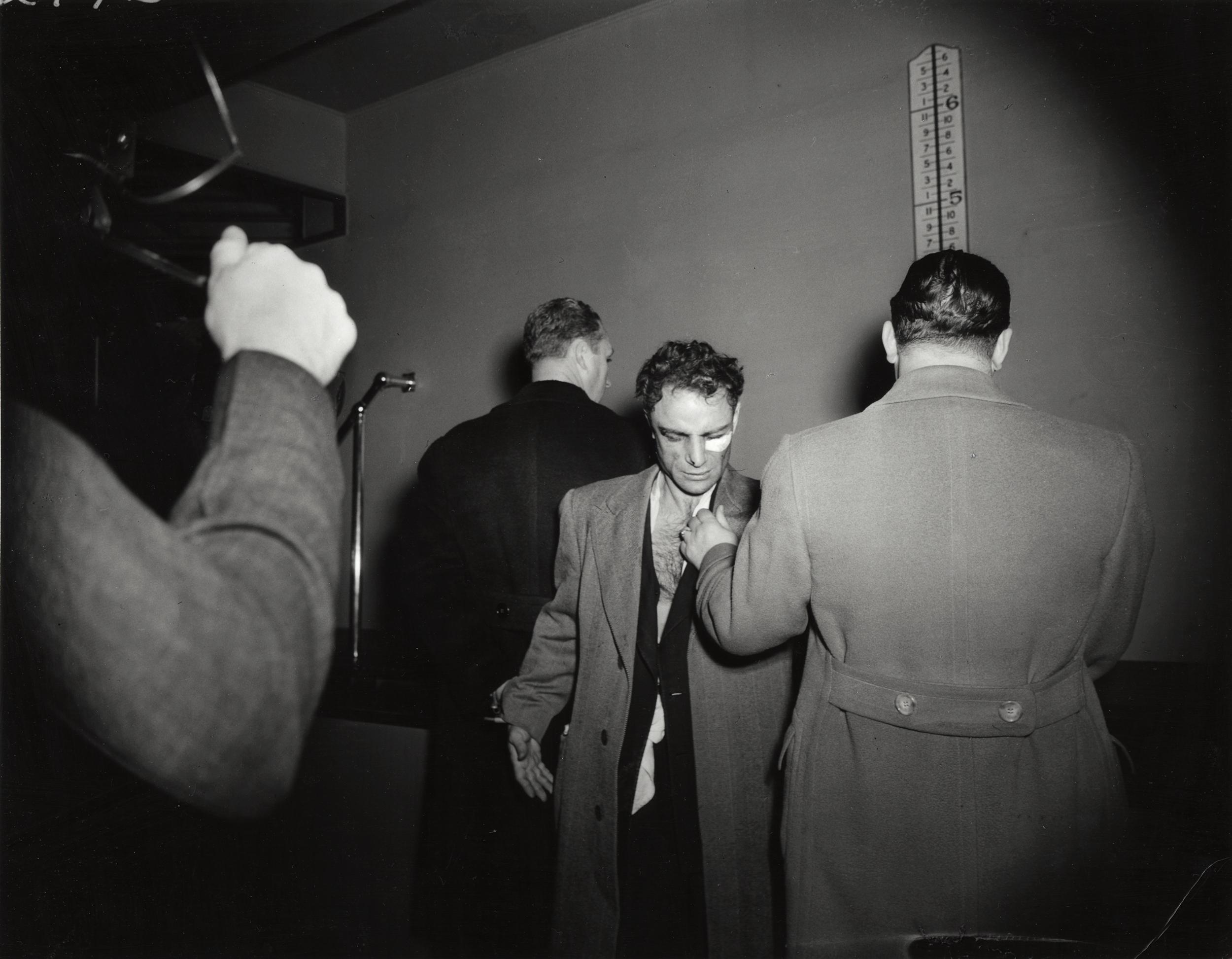 Weegee Murder Is My Business International Center Of Photography
