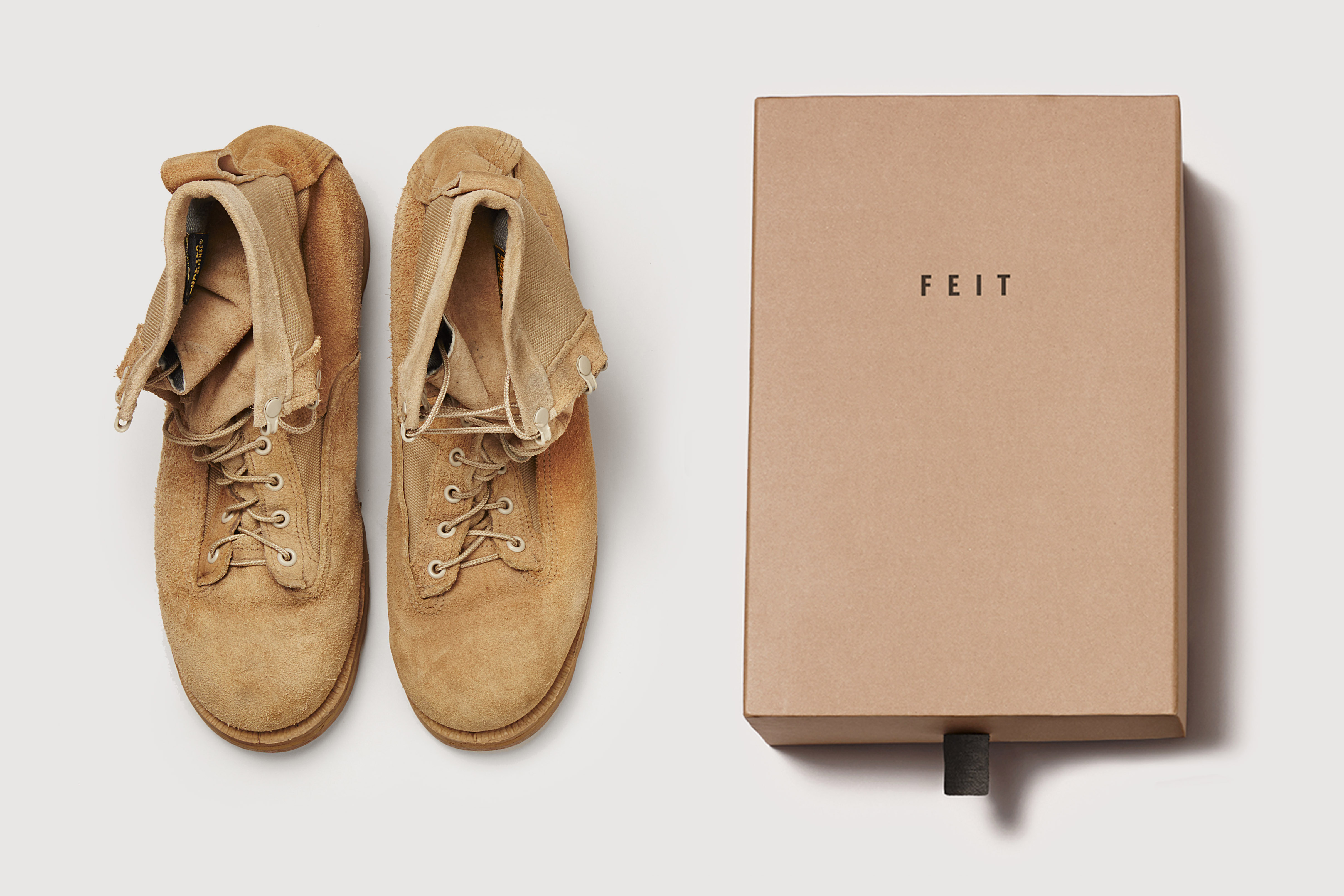 Bowery Shoe Drive 2016 with FEIT, ICP, and the New Museum