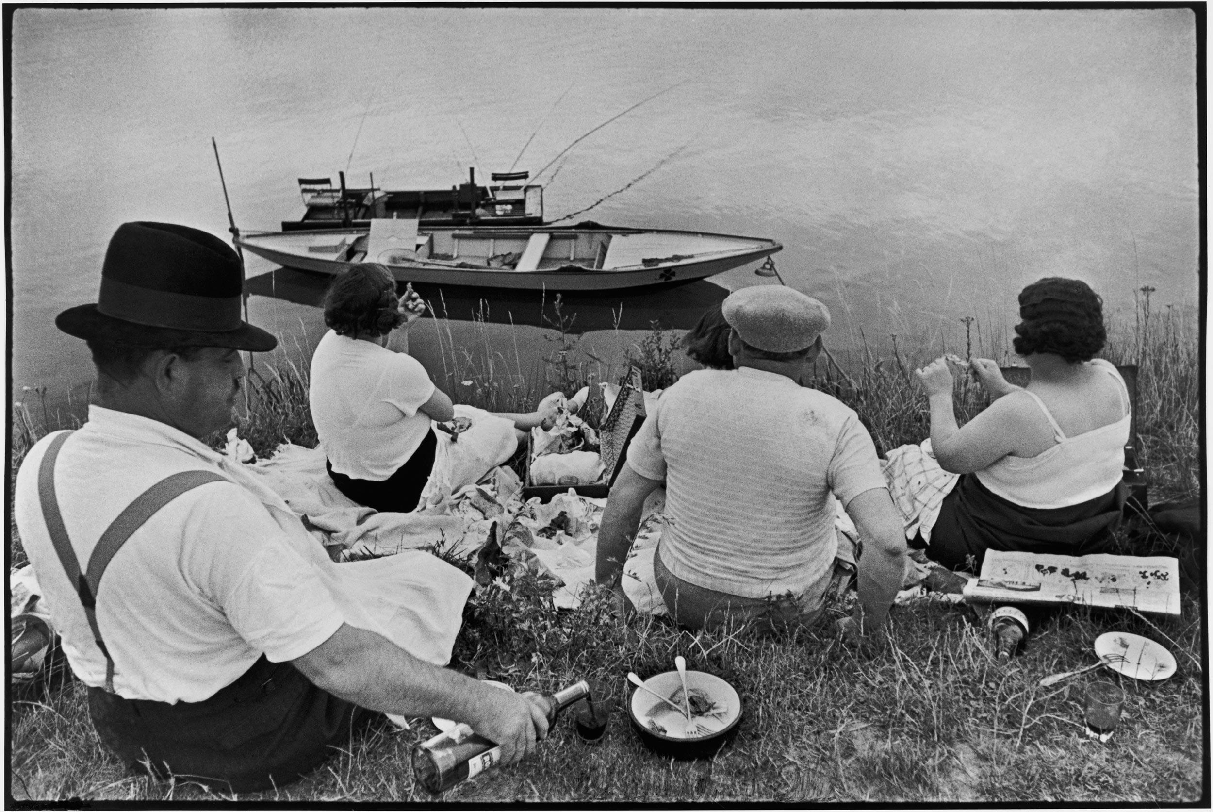 Henri Cartier-Bresson: The Decisive Moment | International Center ...