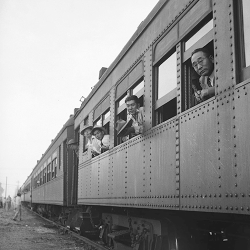 Then They Came for Me: Incarceration of Japanese Americans during World War II