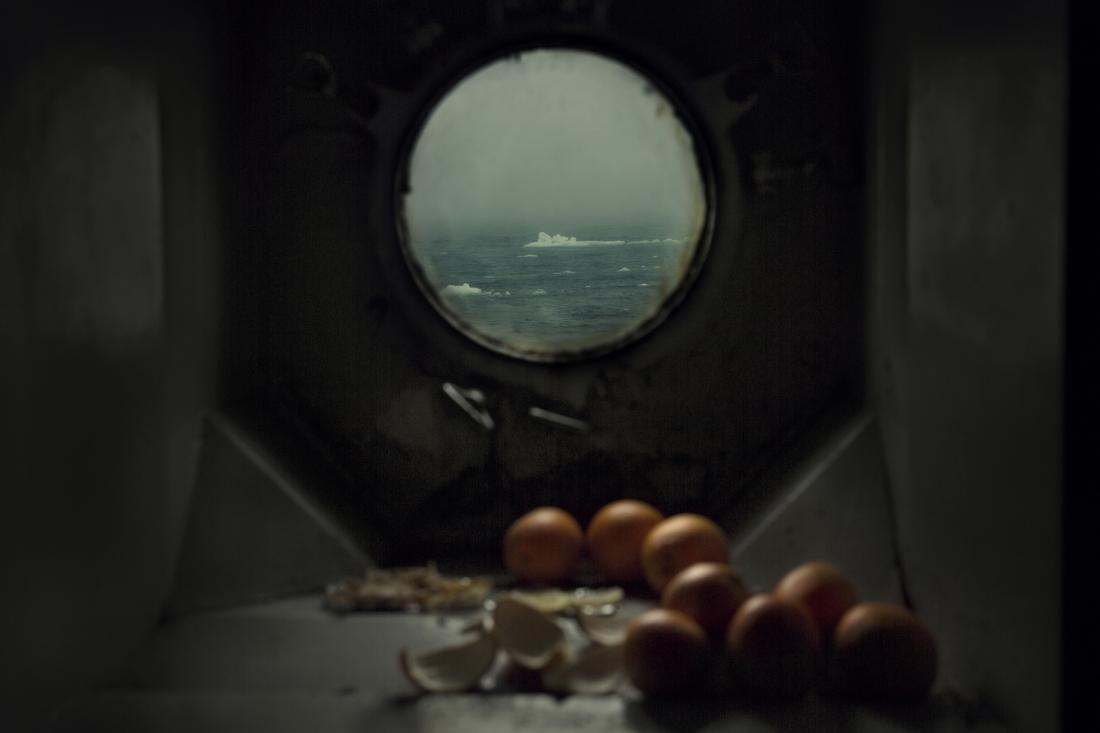 From the series Weather Man, 2014. © Evgenia Arbrugaeva.