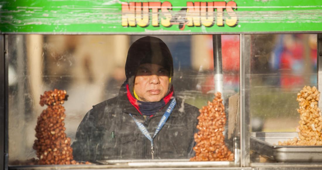 Nuts 4 Nuts, 2015. © Nathan Bett