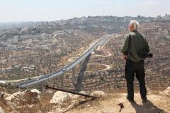 Gilad Baram, Gilo Settlement overlooking Beit Jala from Koudelka: Shooting Holy Land.