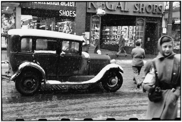 elliott erwitt pittsburgh 1950 international center of photography